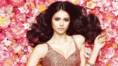 Nina Dobrev (Bulgarian model and actress)