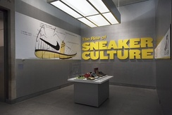 Exhibition The Rise of Sneaker Culture at the Brooklyn Museum